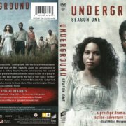 Underground Season 1 (2016) R1 DVD Cover