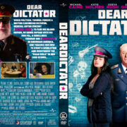 Dear Dictator (2017) R1 Custom DVD Cover
