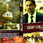 The Debt Collector (2018) R1 Custom DVD Cover