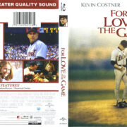 For Love Of The Game (2017) R1 Blu-Ray Cover & Label