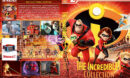 The Incredibles Collection (2004-2018) R1 Custom DVD Cover