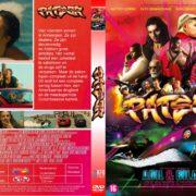 Patser (2018) DUTCH R2 CUSTOM DVD Cover & Label
