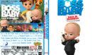 The Boss Baby: Back in Business: Season 1 (2018) R0 Custom DVD Cover