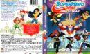 DC Superhero Girls Hero of the Year (2016) R1 DVD Cover