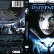 Underworld Evolution (2006) R1 DVD Cover