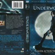 Underworld (2004) R1 DVD Cover