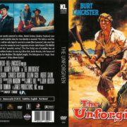 The Unforgiven (1960) R1 DVD Cover