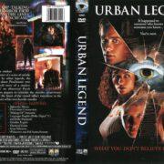 Urban Legend (1998) R1 DVD Cover