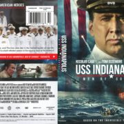 USS Indianapolis (2017) R1 DVD Cover