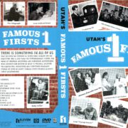 Utah's Famous Firsts (2018) R1 DVD Cover