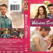 Valentine Ever After (2017) R1 DVD Cover