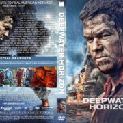 Deepwater Horizon (2016) R1 Custom DVD Cover & Label