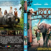 Zoo (2018) R2 CUSTOM DVD Cover & Label