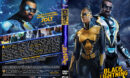 Black Lightning (2018) R1 Custom DVD Cover