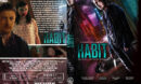 Habit (2017) R1 Custom DVD Cover