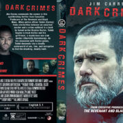 Dark Crimes (2016) R1 Custom DVD Cover