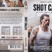 Shot Caller (2017) R2 German Blu-Ray Cover