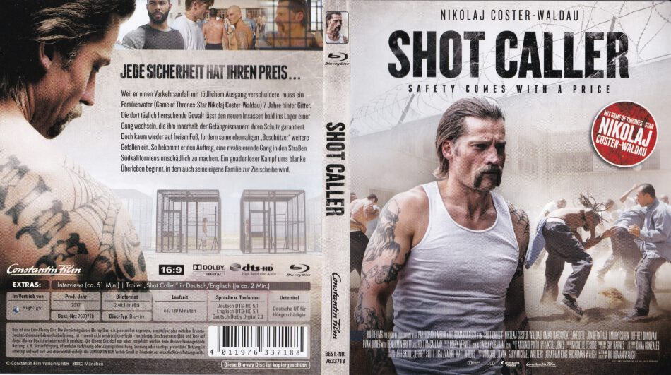 Shot Caller Deutsch