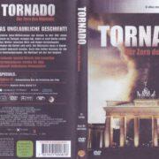 Tornado Der Zorn des Himmels (2006) R2 German DVD Cover