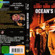 Ocean's Eleven (2001) R2 German Blu-Ray Covers & Label