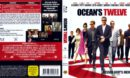 Ocean's Twelve (2004) R2 German Blu-Ray Covers & Label