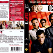 Ocean's Thirteen (2007) R2 German Blu-Ray Covers & Label