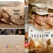 The Yellow Birds (2018) R1 CUSTOM DVD Cover & Label