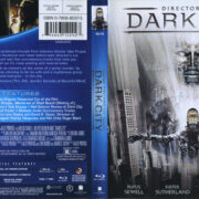 Dark City (1998) R1 Blu-Ray Cover & Labels