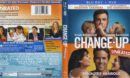 Change-Up (2011) R1 Blu-Ray Cover & Labels