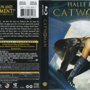 Cat Woman (2004) R1 Blu-Ray Cover & Label