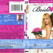 Bride Wars (2009) R1 Blu-Ray Cover & Labels