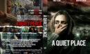 A Quiet Place (2018) R1 Custom DVD Cover