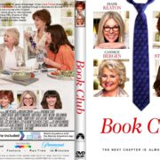 Book Club (2018) R1 CUSTOM DVD Cover & Label