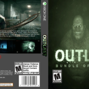 Outlast (2018) Xbox One Custom Cover
