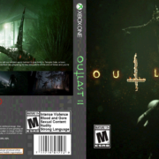 Outlast 2 (2018) Xbox One Custom Cover
