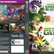 Plants vs. Zombies Garden Warfare 1 & 2 Xbox One Cover