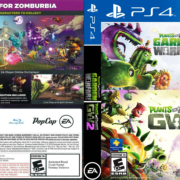 Plants vs. Zombies Garden Warfare 1 & 2 PS4 Cover