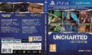 Uncharted The Nathan Drake Collection (2015) PAL (CZ,SK,HU) PS4 Cover