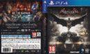 Batman Arkham Knight (2015) PAL (FR/DE) PS4 Cover