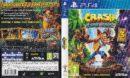 Crash Bandicoot: N. Sane Trilogy (2017) PAL PS4 Cover
