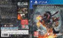 Darksiders Warmastered Edition (2016) PAL PS4 Cover