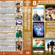 Movies Inspired by True Events - Volume 4 (1986-2009) R1 Custom DVD Cover