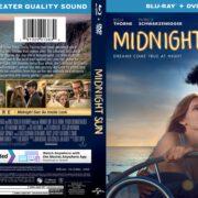 Midnight Sun (2018) R1 Custom Blu-Ray Cover