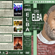 Idris Elba Filmography – Set 1 (1999-2005) R1 Custom DVD Covers
