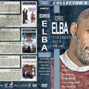 Idris Elba Filmography – Set 2 (2006-2007) R1 Custom DVD Covers