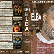 Idris Elba Filmography – Set 4 (2010-2013) R1 Custom DVD Covers