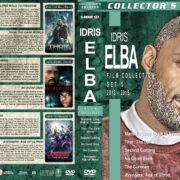 Idris Elba Filmography – Set 5 (2013-2015) R1 Custom DVD Covers
