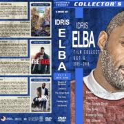 Idris Elba Filmography – Set 6 (2015-2016) R1 Custom DVD Covers