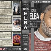 Idris Elba Filmography – Set 7 (2016-2018) R1 Custom DVD Covers