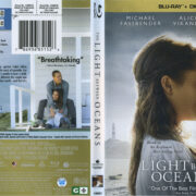 The Light Between Oceans (2017) R1 Blu-Ray Cover & Label